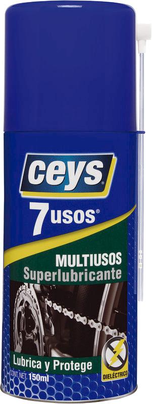7 USOS SUPERLUBRICANTE 150 ml.