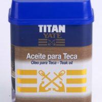 ACEITE PARA TECA INCOLORO 750 ml.