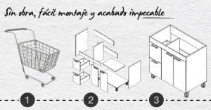 Mueble Kit: una opción innovadora para equipar tu baño