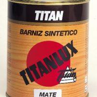BARNIZ SINTÉTICO MATE INCOLORO 750 ml.