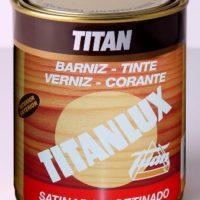 BARNIZ SINTÉTICO SATINADO NOGAL 750 ml.