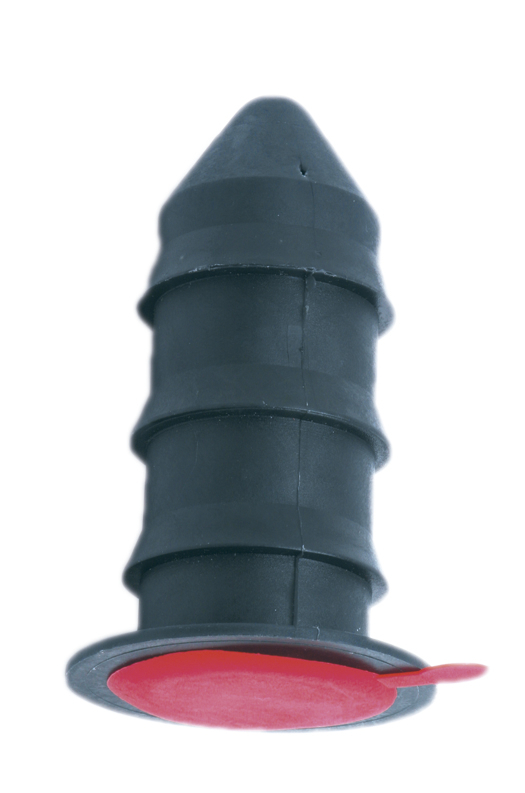 CARTUCHO O BASQUIT PVC GUARDACUERPO Ø 40 mm.