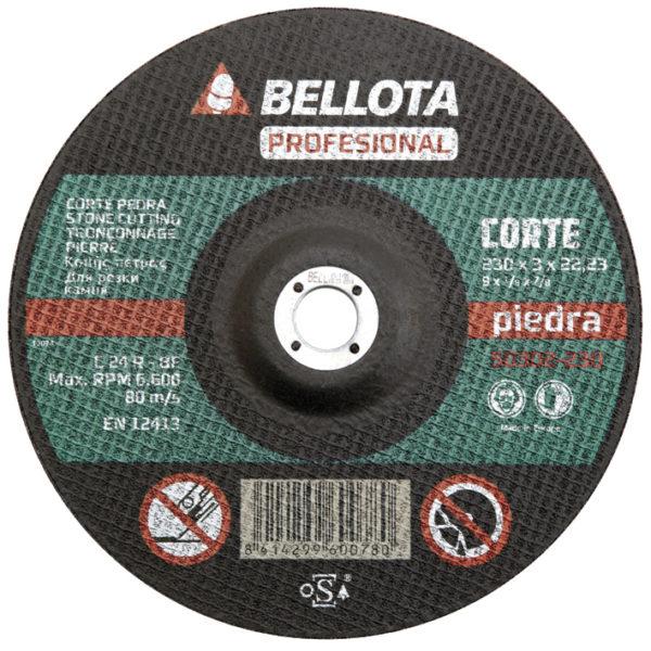 DISCO CORTE PIEDRA 50302 125 mm.