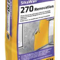 ENLUCIDO CAPA GRUESA EN POLVO SIKAWALL 270 RENOVATION 15 kg.