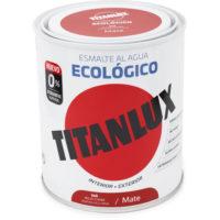 ESMALTE ACRÍLICO MATE BLANCO 750 ml.