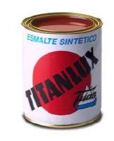 ESMALTE SINTÉTICO BRILLANTE GRIS 750 ml.