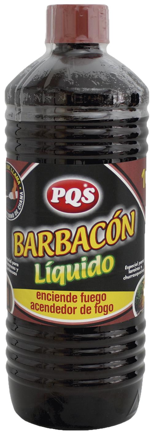 LÍQUIDO BARBACÓN 1000 ml.