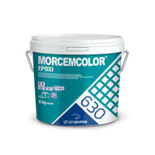 MORCEMCOLOR EPOXI ANTRACITA 5 kg.