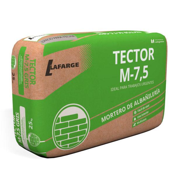 MORTERO SECO TECTOR M-7