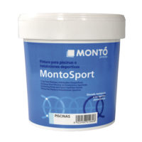 PINTURA MONTOSPORT PISCINAS BLANCO 4 l.