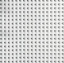 PLACA TECHO REGISTRABLE FONOABSORBENTE CAIRO 600x600x19 mm.