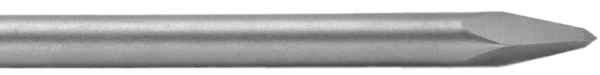 PUNTERO ESTANDAR SDS-MAX 400 mm.