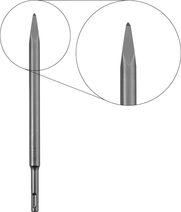 PUNTERO SDS PLUS 250 mm.