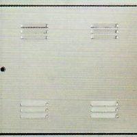 REGISTRO CONTADOR ELÉCTRICO VENTILADO 660x560 mm.