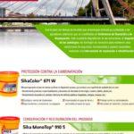 Sistemas para la protección y reparación de estructuras de hormigón