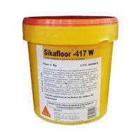 SIKAFLOOR 417 W MATE 4 kg.