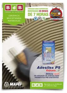 portada folleto BdB Mapei