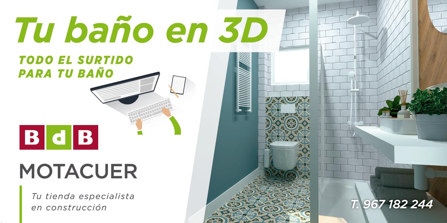 Tu baño en 3D