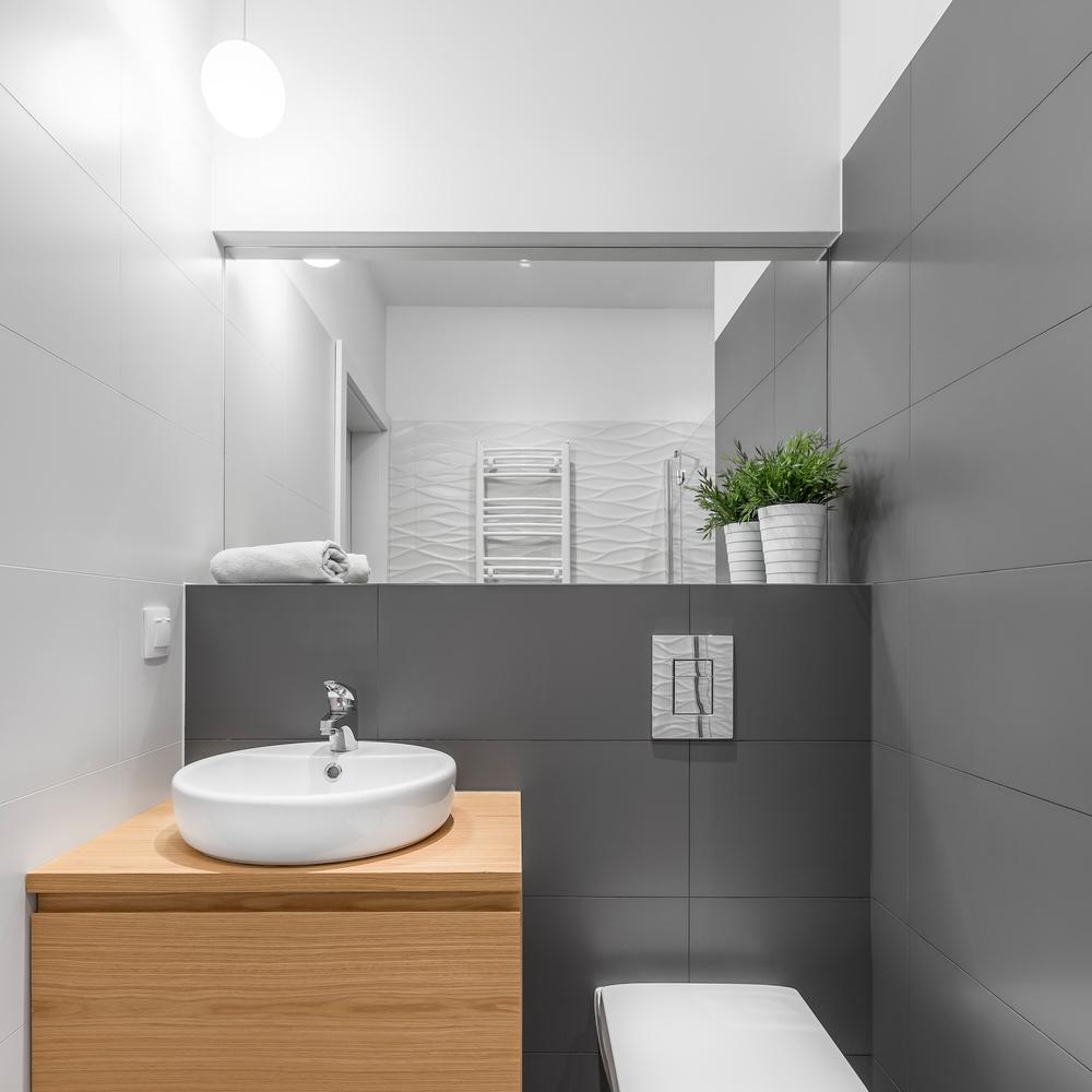 Decoración cuarto de baño pequeño