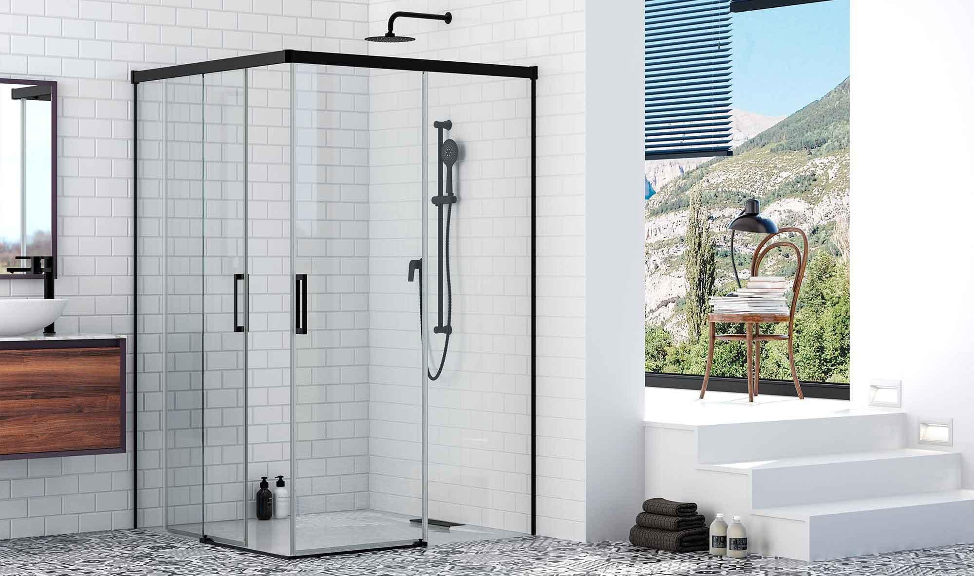 Consejos para elegir la mampara de tu ducha