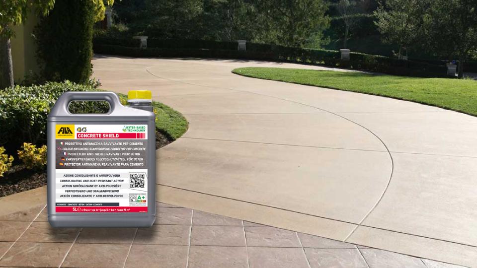 Nuevo Producto Fila: Concrete Shield